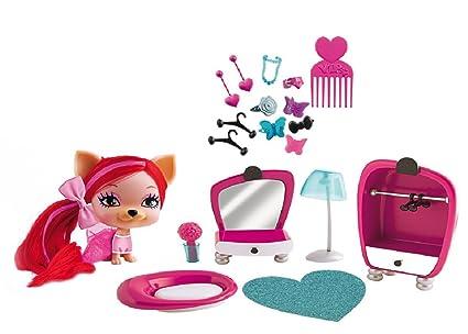 Imc Toys - 711167 - Jeu Educatif - Coiffeuse De Juliette