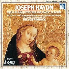 "Haydn: Missa In Angustiis ""Nelson Mass"", Hob. Xxii:11 In D Minor - Credo: Et Incarnatus Est"