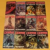 Complete Ace Conan 1-12 (Conan, Conan of Cimmeria, Conan the Freebooter, Conan the Wanderer, Conan the Adventurer, Conan the Buccaneer, Conan the Warrior, Conan the Usurper, Conan the Conqueror, Conan the Avenger, Conan of Aquilonia, Conan of Isles) (Conan)