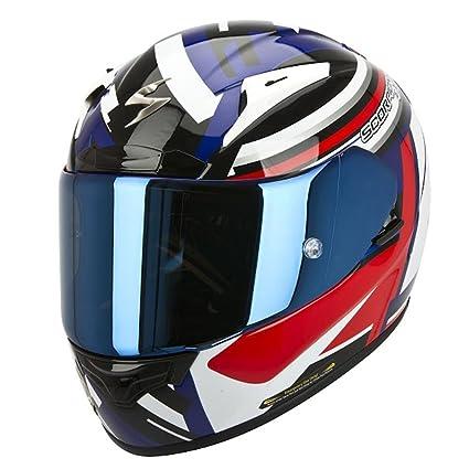Scorpion eXO - 2000 eVO casque intégral aIR aVENGER-bleu/rouge
