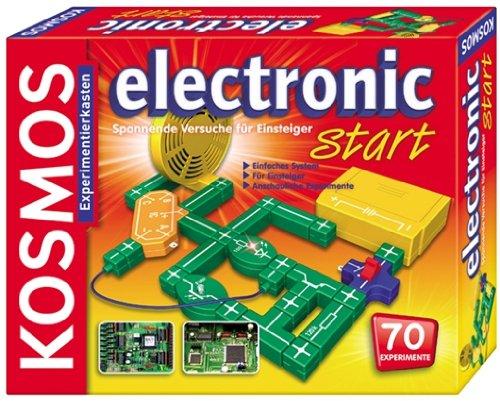 KOSMOS 615819 - Electronic start