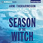 Season of the Witch | Arni Thorarinsson,Anna Yates (Translator)