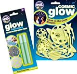 The Original Glowstars Company Cosmic Glow Galaxy and Glow Creations Glow-in-the-Dark Pens