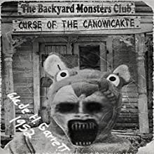 The Curse of the Canowicakte: A Horror Story for Young Readers and the Young at Heart | Livre audio Auteur(s) : Wade H. Garrett Narrateur(s) : Stephanie Quinn