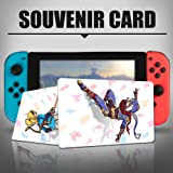 NFC Game Cards for the Legend of Zelda Breath of the Wild for Switch/Wii U - 22Pcs Standard Cards Champions 4 Pack, Wolf Link, Epona (Color: Standard Cards)