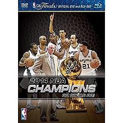 2014 NBA Championship: Highlights (Blu-ray / DVD Combo)