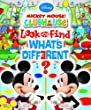 Look and Find What's Different? (Disney Mickey Mouse Clubhouse)