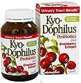 WAKUNAGA/KYOLIC Kyo-Dophilus Plus Cranberry Extract 60 Caps
