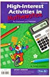 High Interest Activities: Mathematics