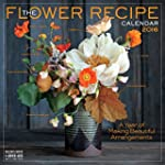 The Flower Recipe Wall Calendar 2016
