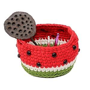 Yarn,Red T-Shirt Yarn,Crochet Yarn,Fabric Knitting Yarn,Jersey Yarn,Recycled Yarn,Chunky Yarn,Spaghetti Yarn,Backpack Yarn,Cotton Yarn,Yarn Home Decor,1kg/2.2lb (Color: Red, Tamaño: 1kg/2.2lb)