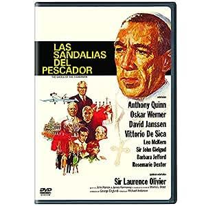 Amazon.com: Las Sandalias Del Pescador: Anthony Quinn