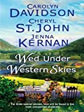 img - for Wed Under Western Skies (Harlequin Historical) book / textbook / text book