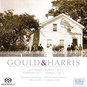 Amazon.com: Harris & Gould: Albany Symphony Orchestra; David Alan