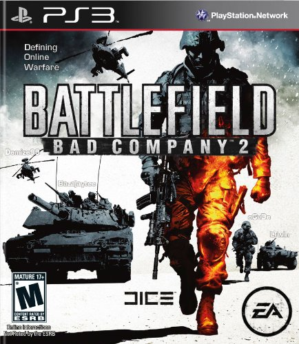 Battlefield: Bad Company 2 - PS3 [Digital Code] (Battlefield 3 Digital Download compare prices)