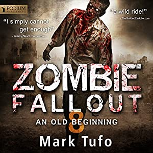 Zombie Fallout 8 Audiobook