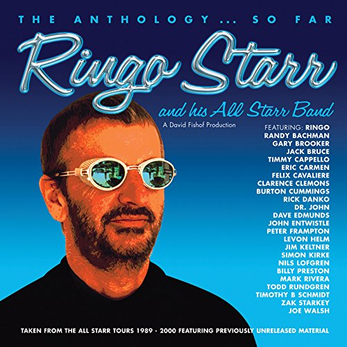 Ringo Starr - Anthology... So Far - Zortam Music