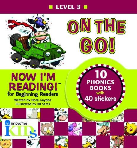Now I m Reading On the Go  Y Is For You Can Do It Nora Gaydos