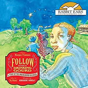 Follow the Drinking Gourd Audiobook