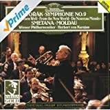 "Dvorák: Symphony No.9 ""From the New World"" / Smetana: The Moldau"