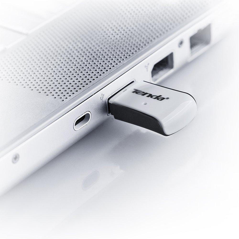Tenda W311M N150 150Mbps Wireless USB Adapter (Grey) - Buy Tenda ...