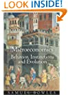 Microeconomics: Behavior, Institutions, and Evolution (Roundtable Series in Behavioral Economics)