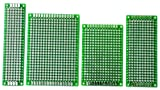 20PCS Double-Side Prototype PCB Board, 5x7 4x6 3x7 2x8CM