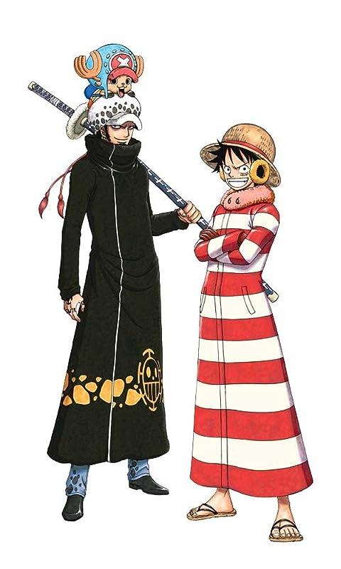 ONE PIECE Trafalgar Law Luffy