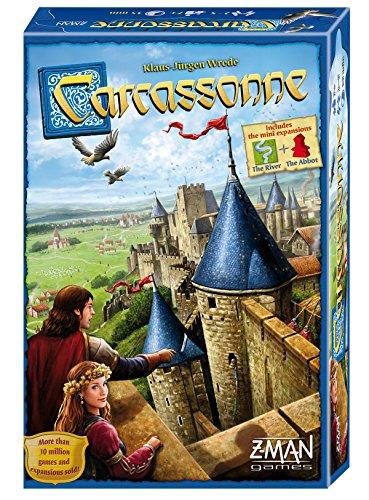Carcassonne Board Game JungleDealsBlog.com