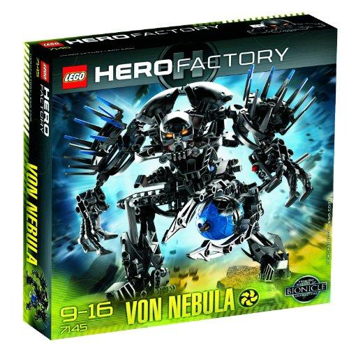 Lego Hero Factory Von Nebula