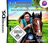 Abenteuer auf dem Reiterhof  Das schwarze Wildpferd