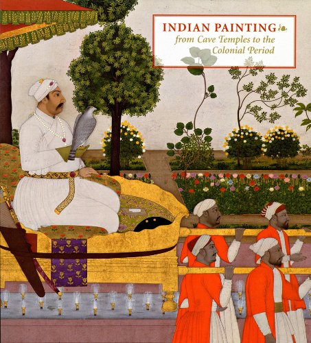Indian Painting: From Cave Temples to the Colonial Period