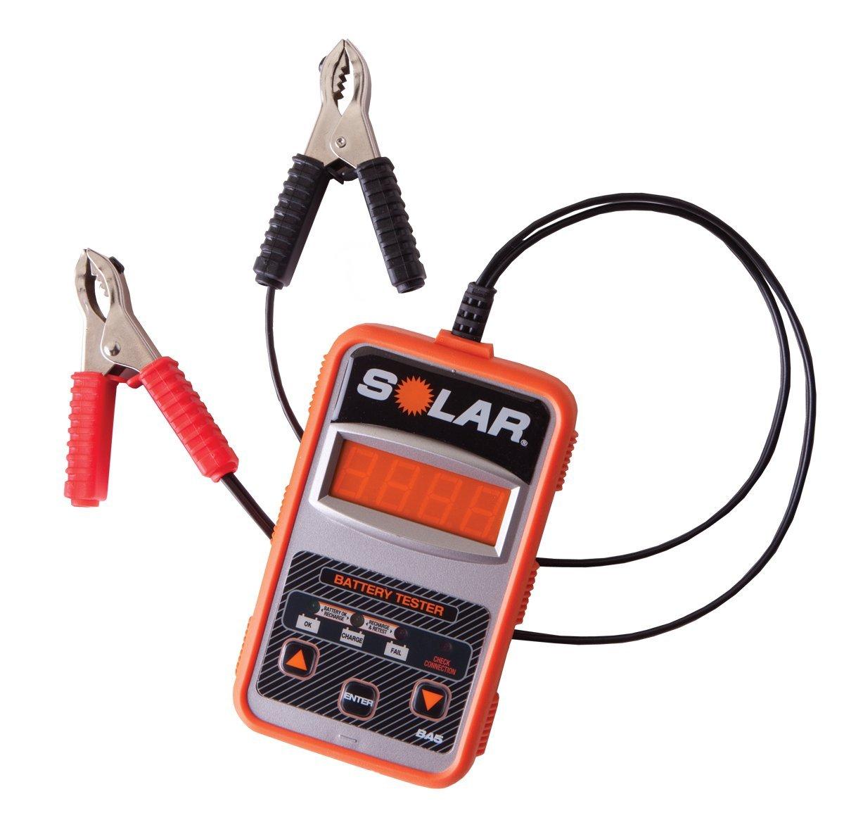 Deep Cell Battery Tester : Amp electronic battery tester solar ba