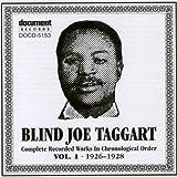 Blind Joe Taggart Vol.1 1926-1928
