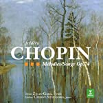 Chopin: Melodies/Songs Op.74