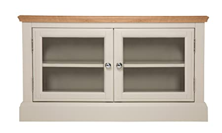 Highgrove Grey Painted TV Unit