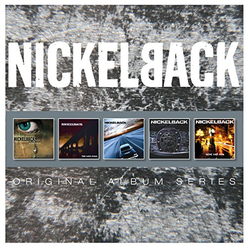 Nickelback - Original Album Series (5cd) - Zortam Music