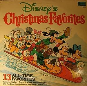 1979 Disney S Christmas Favorites Disneyland Records Original Recording