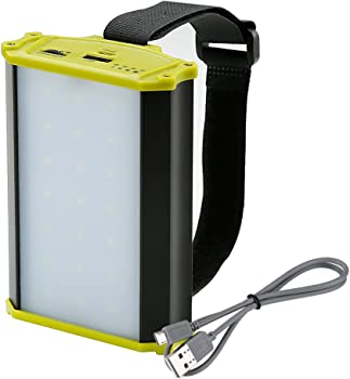 LE LED Camping 4,400mAh Portable Battery Pack Lantern