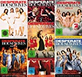 Desperate Housewives - Staffeln 1-7 (43 DVDs)