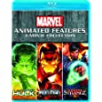 Marvel Animated Features: 3-Movie Collection [Blu-ray]