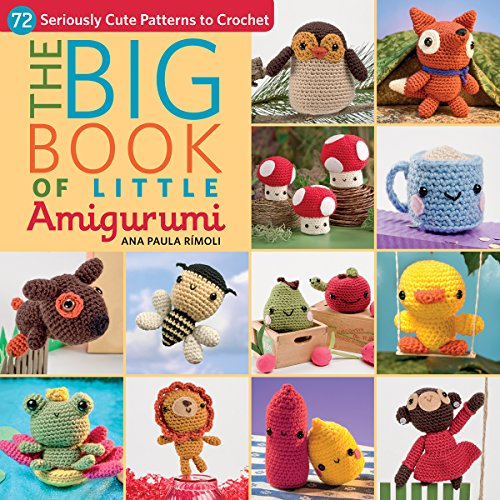Martingala carta, The Big Little Book Of Amigurumi