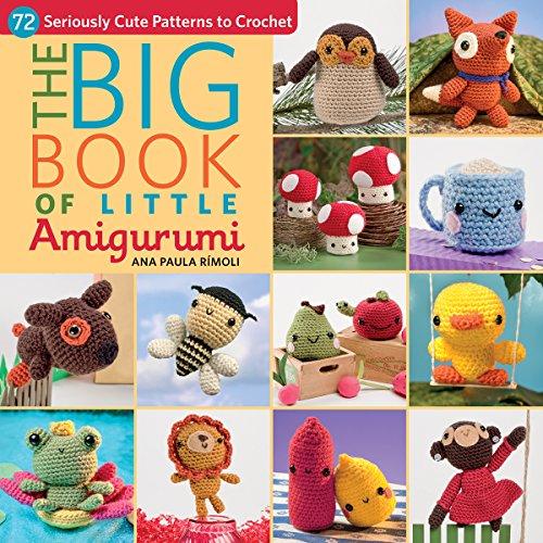 Martingala carta, The Big Little Book Of Amigurumi