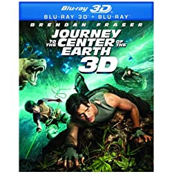 Journey to the Center of the Earth (Two-Disc Blu-ray 3D/Blu-ray Combo)