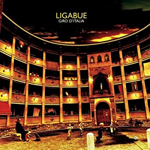 Ligabue -  Giro d`Italia - CD 1