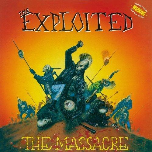 Massacre by EXPLOITED (2014-03-18)