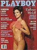 Playboy Magazine November 1995 Tahnee Welch Cover