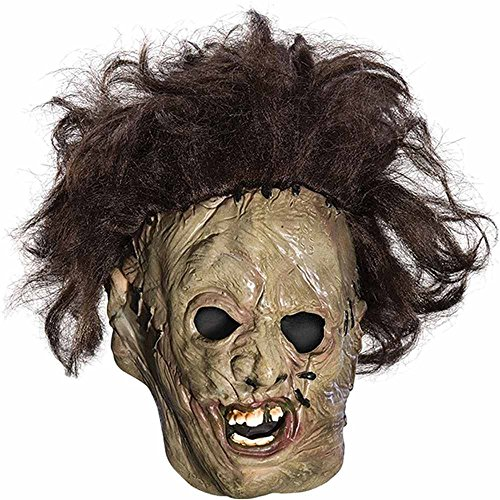 Leatherface 3/4 Child Mask