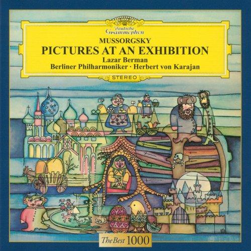 ムソルグスキー:展覧会の絵(ピアノ&オーケストラ版)