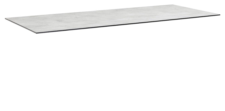 KETTLER Advantage Esstische HPL-Tischplatte 220 x 95 cm, grau günstig online kaufen